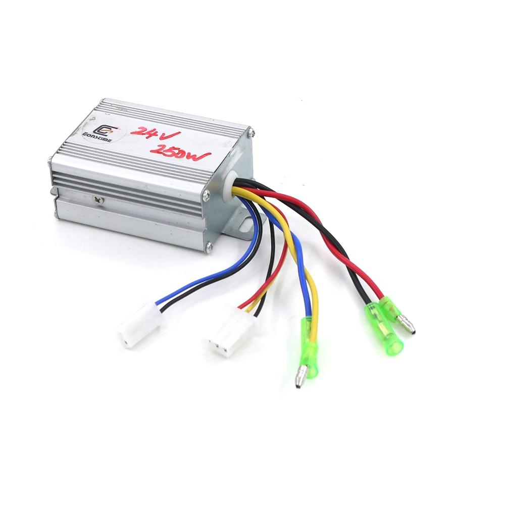24v 250w Speed Controller Box For Electric Scooters New Ebay